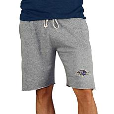 Officially Licensed NFL Concepts Sport Mainstream Men's Shorts Ravens