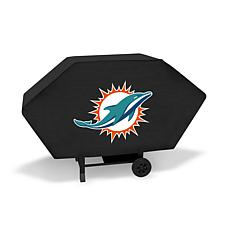 Officially Licensed NFL Executive Grill Cover - Dolphins