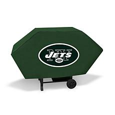 Officially Licensed NFL Executive Grill Cover - New York Jets