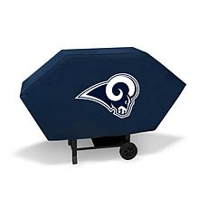 Officially Licensed NFL Executive Grill Cover - Rams