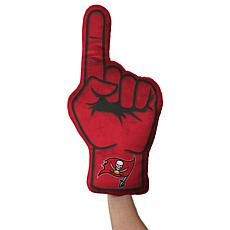 Officially Licensed NFL Foam Finger Plush Pillow-Tampa Bay Buccaneers