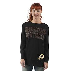 Officially Licensed NFL For Her Superstar Sweatshirt by Glll