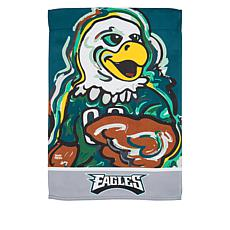 Officially Licensed NFL Garden Flag with Pole