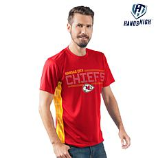 Officially Licensed NFL Hands High™ Game Plan Tee  by Glll
