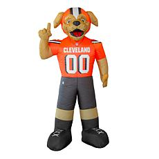 Officially Licensed NFL Inflatable Mascot - Cleveland Browns