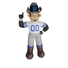 Officially Licensed NFL Inflatable Mascot - Cowboys