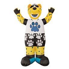 Officially Licensed NFL Inflatable Mascot - Jacksonville Jaguars