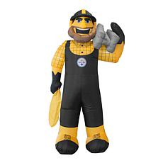 Officially Licensed NFL Inflatable Mascot - Pittsburgh Steelers