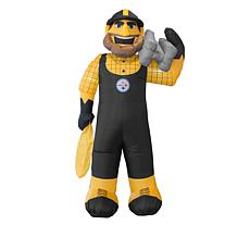 Officially Licensed NFL Inflatable Mascot - Steelers