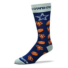 Officially Licensed NFL Knit Socks