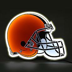 Officially Licensed NFL LED Helmet Lamp - Browns