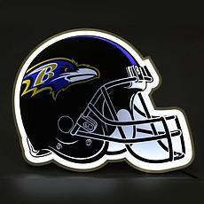 Officially Licensed NFL LED Helmet Lamp - Ravens