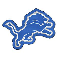 Officially Licensed NFL Mascot Rug - Detroit Lions
