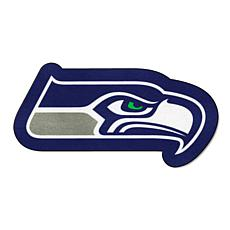Officially Licensed NFL Mascot Rug - Seattle Seahawks