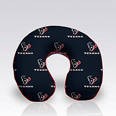 Officially Licensed NFL Memory Foam Travel Pillow