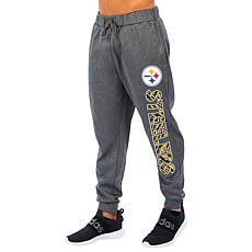 Officially Licensed NFL Men's Fleece Jogger Pant by Zubaz