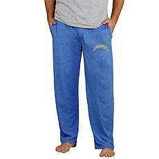 Officially Licensed NFL Men's Knit Pant by Concept Sports - Chargers