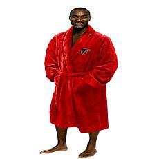 Officially Licensed NFL Men's L/XL Bathrobe – Falcons