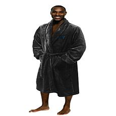 Officially Licensed NFL Men's L/XL Bathrobe – Panthers
