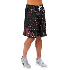 size 40 0c6e3 eaacc Officially Licensed NFL Men's Printed Grid Short by Zubaz