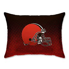 Officially Licensed NFL Microfiber Dot Bed Pillow