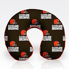 Officially Licensed NFL Polyester Travel Pillow