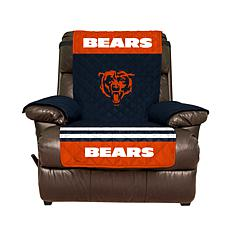 Officially Licensed NFL Recliner Cover - Chicago Bears