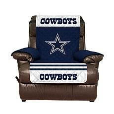 Officially Licensed NFL Recliner Cover - Dallas Cowboys