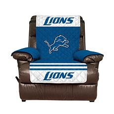 Officially Licensed NFL Recliner Cover - Detroit Lions