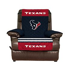 Officially Licensed NFL Recliner Cover - Houston Texans