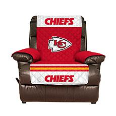 Officially Licensed NFL Recliner Cover - Kansas City Chiefs