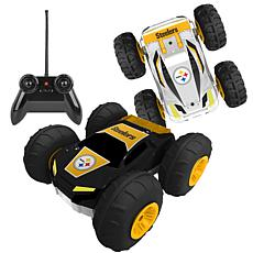 Officially Licensed NFL Remote Control Flip Car - Pittsburgh Steelers