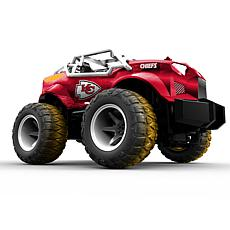 Officially Licensed NFL Remote Control Monster Truck - Chiefs