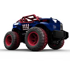 Officially Licensed NFL Remote Control Monster Truck - Giants