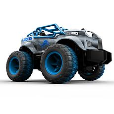 Officially Licensed NFL Remote Control Monster Truck - Lions