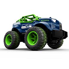 Officially Licensed NFL Remote Control Monster Truck - Seahawks