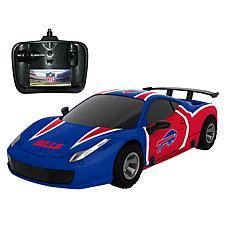 Officially Licensed NFL Remote Control Racer - Buffalo Bills