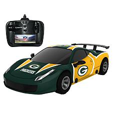 Officially Licensed NFL Remote Control Racer - Green Bay Packers