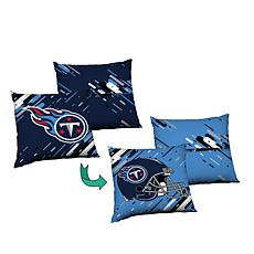 newest 69d27 bd269 Officially Licensed NFL Reversible Cloud Pillow
