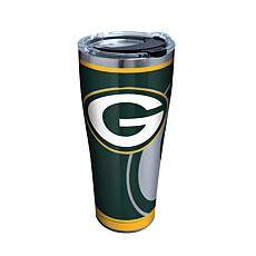 Officially Licensed NFL Rush Stainless Steel Tumbler-Green Bay Packers