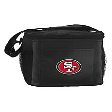 Officially Licensed NFL Small Cooler Bag - 49ers