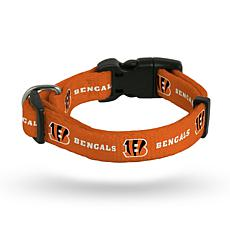 Officially Licensed NFL Small Pet Collar - Bengals