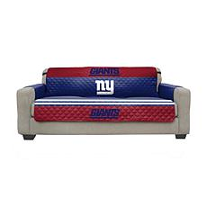 Officially Licensed NFL Sofa Cover - New York Giants