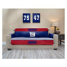 Officially Licensed NFL Sofa Protector