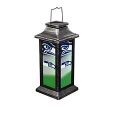 Officially Licensed NFL Solar Garden Lantern