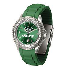 Officially Licensed NFL Sparkle Series  Watch - New York Jets