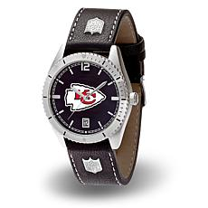 "Officially Licensed NFL Sparo ""Guard"" Strap Watch - Chiefs"