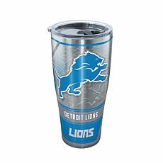 Officially Licensed NFL Stainless Steel Tumbler - Detroit Lions