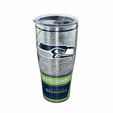 Officially Licensed NFL Stainless Steel Tumbler - Seattle Seahawks