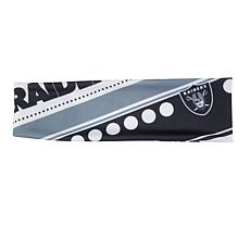 Officially Licensed NFL Stretch Headband - Raiders